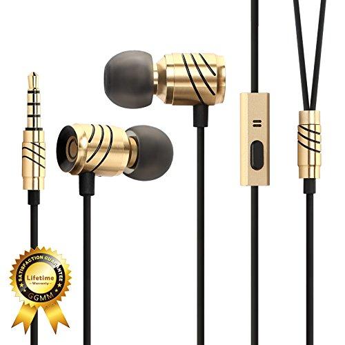 GGMM Hummingbird Metal Earbuds Headphone