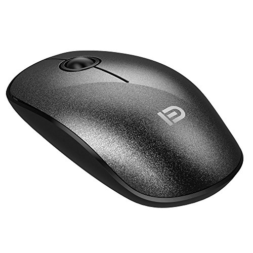 f9583695988 If you're looking for a basic, no-frills mouse that is compatible with any  laptop or desktop, this silent wireless mouse from FD is a great choice.  Its best ...