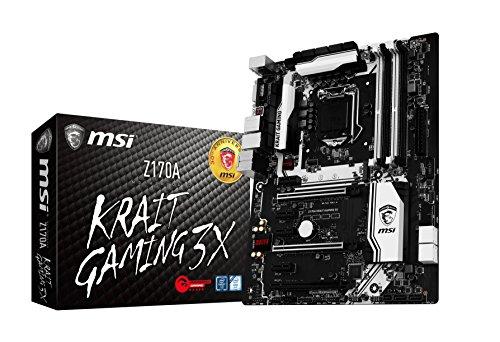 MSI Performance Z170A Krait Gaming 3X