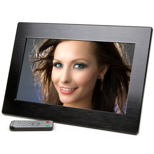 Micca High-Resolution Digital Photo Frame with Auto Timer