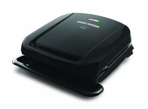 George Foreman Serving Grill - Model No. GRP1060B