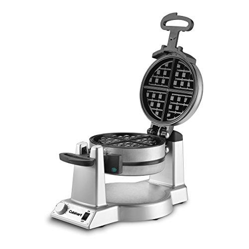 1. Cuisinart WAF-F20 Model - Double Belgian Waffle Maker - Comes in Stainless Steel