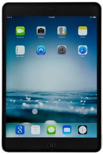 Apple iPad Mini 2 with Retina Display - Comes with a 7.9 inch touchscreen and 16 GB of storage