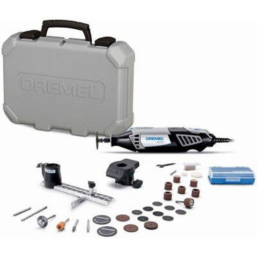 Dremel 4000-2/30 Rotary Tool Kit.