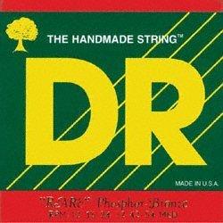DR Strings Rare Phosphor Bronze Acoustic Guitar Strings