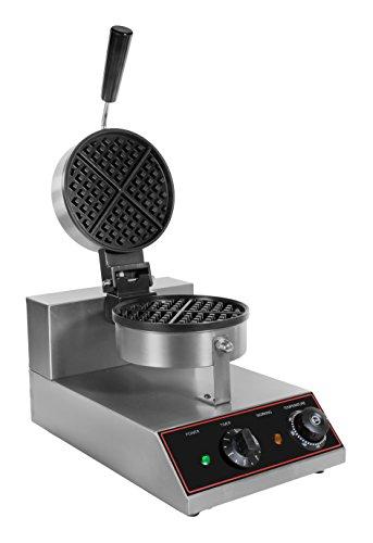 120v Single Chef's Supreme - Commercial Waffle Maker