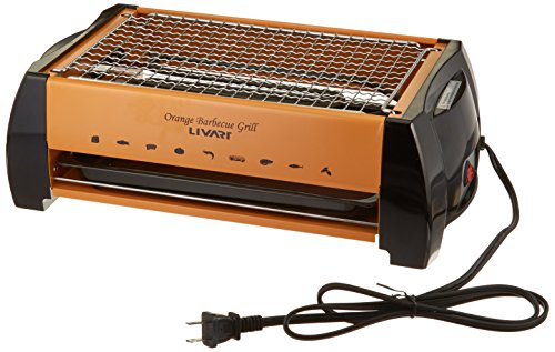 Electric Barbecue Grill from Livart - Model No. LV-982