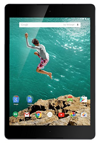 Google Nexus 9 Tablet - Comes in 8.9-Inch screen with 32GB Storage - WiFi