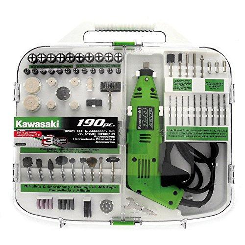 Kawasaki 840589 Rotary Tool Kit.
