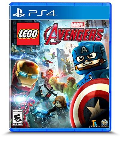 LEGO Marvel Avengers PlayStation 4 & Xbox