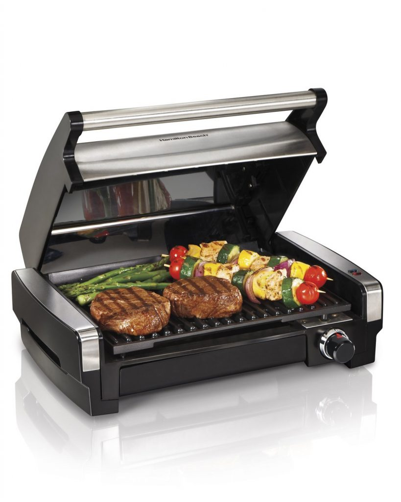 Ten Best Indoor Grills 2018 - Reviews and Buyers Guide ...