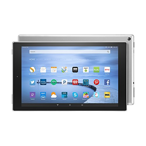 Fire HD 10 Tablet -Comes with Alexa and a 10.1