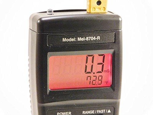 Mel-8704R Paranormal EMF Meter