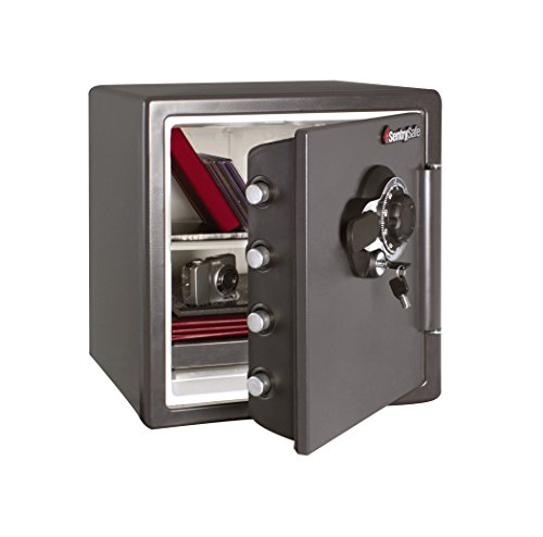 SentrySafe Extra Large Combination Fire Safe (SFW123DSB)