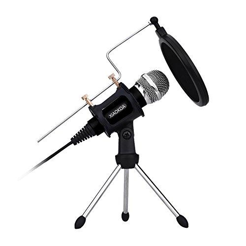 XIAOKOA Professional Condenser Microphone