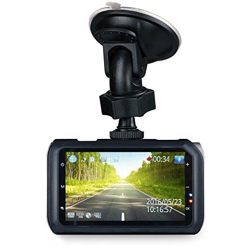 Z-Edge Z3 3-Inch 2K Ultra Full HD1296P 2560x1080 Car Dash Cam