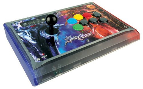 Mad Catz Soul Calibur V Arcade Stick Soul Edition