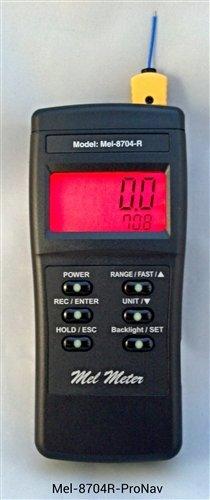 Mel 8704R ProNavigator EMF Meter