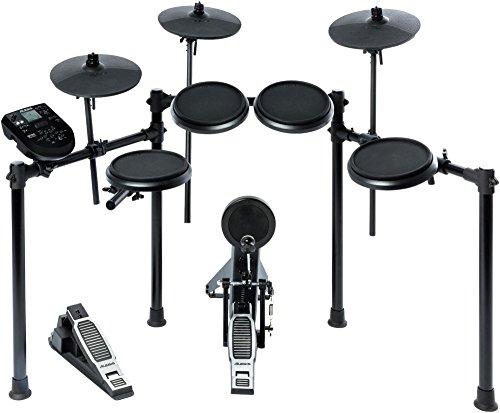 Alesis Nitro Kit Electronic Drum Set - Comes 10
