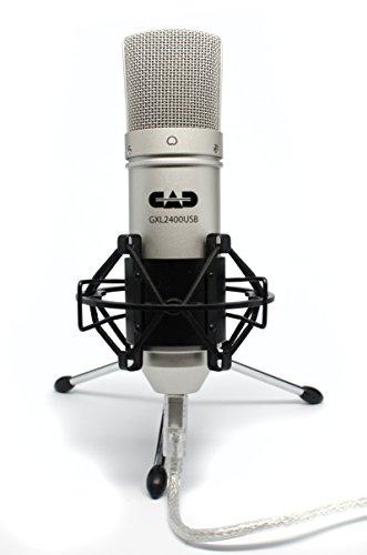 CAD GXL2400 USB Microphone