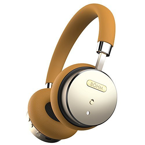 BÖHM Wireless Bluetooth Headphones with Active Noise Cancelling Headphones Technology