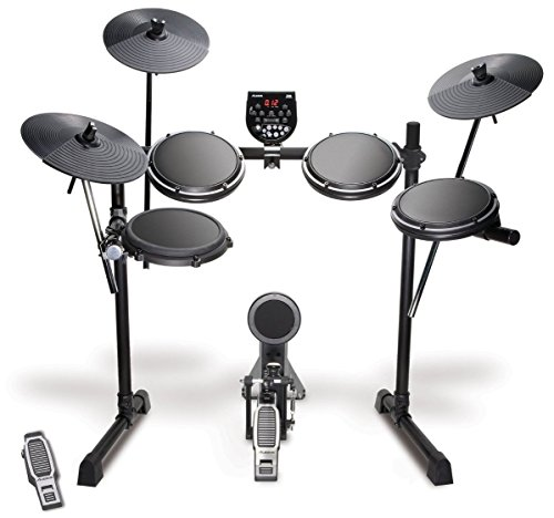 Alesis DM6 USB Kit | Solid Eight-Piece Drum Set That's Ideal For Beginners