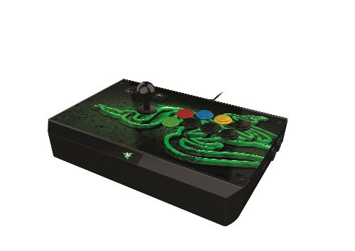 Razor Atrox Arcade Stick and Gaming Controller - Playstation 4 Compatible
