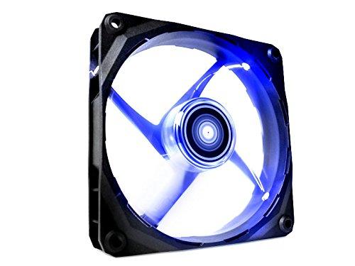 NZXT Technologies RF-FZ120-U1 NZXT FZ-120mm LED High Airflow Fan Series Cooling Case Fan - Blue