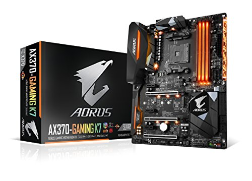 GIGABYTE AORUS GA AX370 DDR4 Motherboard