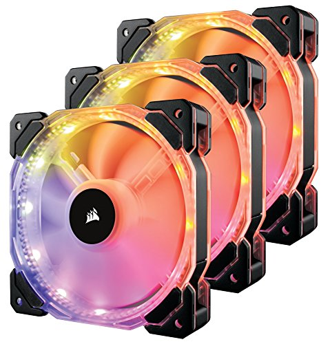 Corsair HD Series, HD120 RGB LED