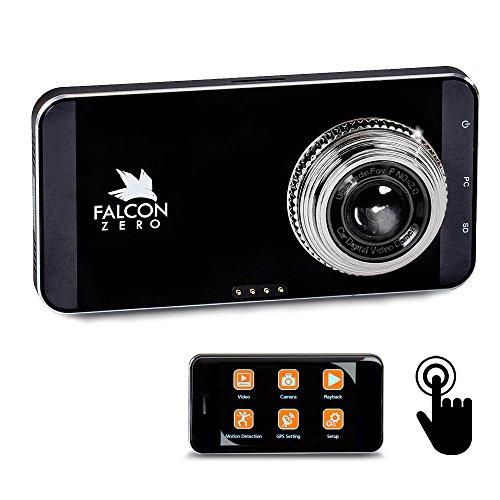 Falcon Zero Touch PRO HD Dash Cam
