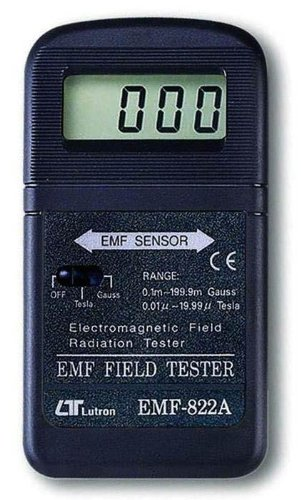 Lutron 822-A Fully Digital EMF Meter