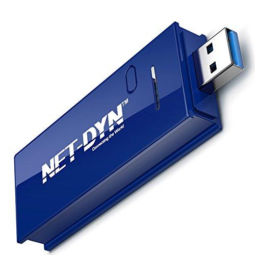 Net-Dyn Top Dual Band USB Wireless WiFi Adapter