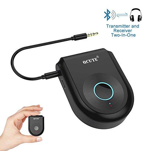 Qcute Bluetooth 4.1 Transmitter Receiver