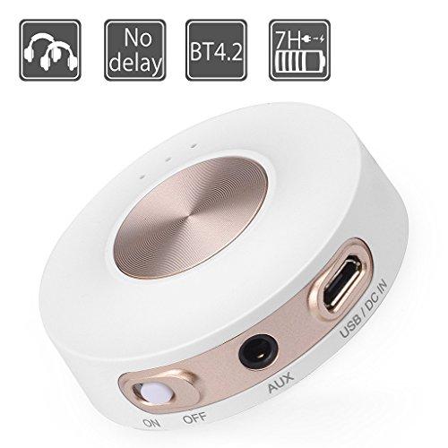 Avantree aptX LOW LATENCY Bluetooth 4.2 Transmitter