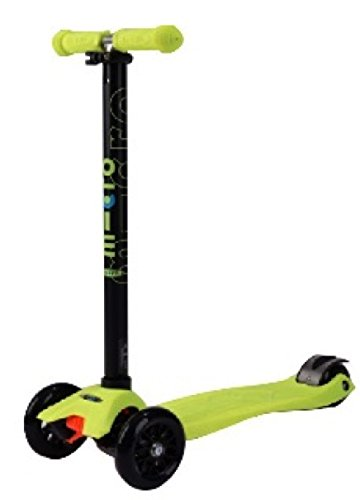 Micro Maxi Kick Scooter With T-Bar- Great for Urban/Suburban Pavements