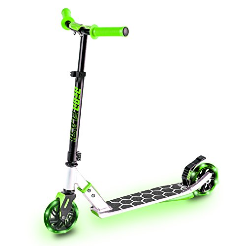 Neon Flash Scooter-Kids Light Up Scooter-Best Flare Scooter
