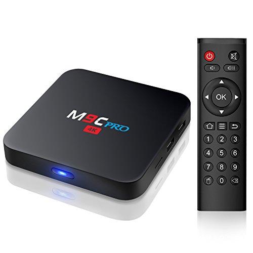 Bqeel M9C Android TV Box