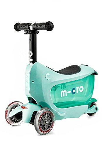 Micro Mini 2-Go Deluxe Scooter