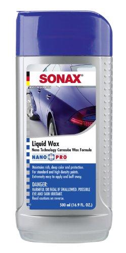 Sonax Hybrid Liquid Wax