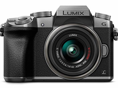 Panasonic LUMIX DMC-G7KS Interchangeable Lens Camera Kit with 14-42mm Lens
