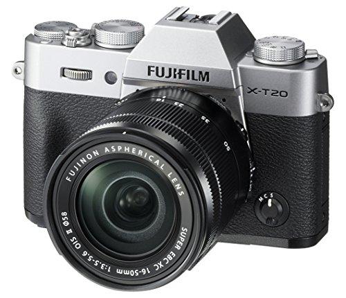 Fujifilm X T20 Mirrorless XC16-50mm