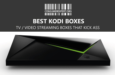 best kodi box