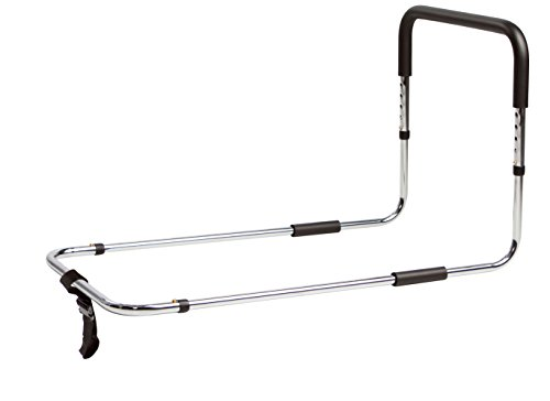 The Secure Adjustable Hand Bed Assist Rail