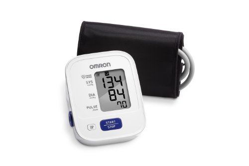 Omron 3 Series - Model BP710N -Blood Pressure Monitor for Upper Arm and Comes with Cuff that fits all adult arm sizes