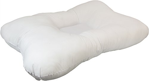 Roscoe Medical PP3113 Cervical Sleep Pillow with Indentation