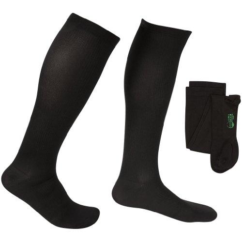 EvoNation Men's USA Made Graduated Compression Socks 20-30 mmHg