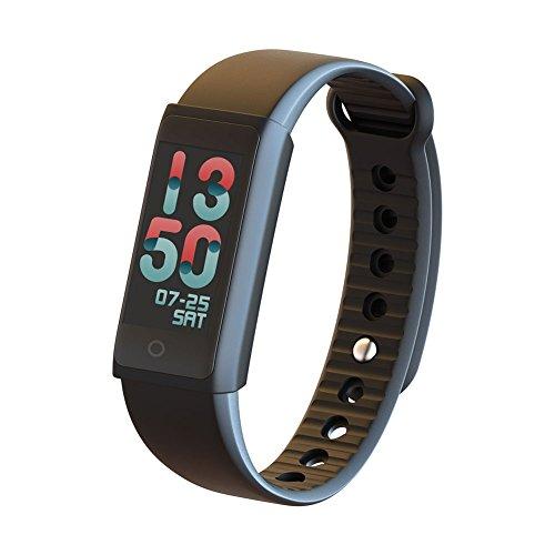 Smart Fitness Watch Colorful Band Bracelet