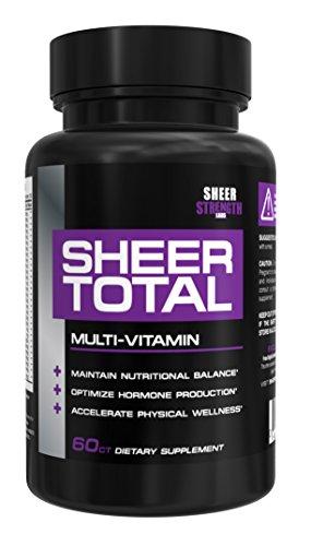 Sheer TOTAL Multivitamin for Men