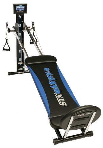Total Gym XLS Universal Home Gym for Total Body Workout
